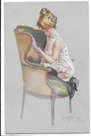 Illustratore. M. Milliere. Donnina Erotica. - Milliere