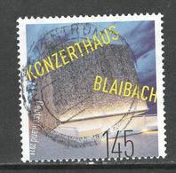 Duitsland, Mi Jaar 2019, Konzerthaus Blaibach, Hogere Waarde,  Gestempeld; - Gebraucht