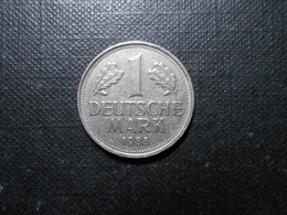 BRD  1 Deutsche Mark - Mz F -  1988 - [ 7] 1949-… : FRG - Fed. Rep. Germany