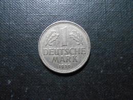 BRD  1 Deutsche Mark - Mz D -  1950 - [ 7] 1949-… : FRG - Fed. Rep. Germany