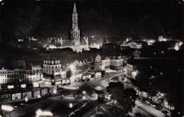 BRUXELLES - Vue D'ensemble De La Ville - Bruxelles La Nuit