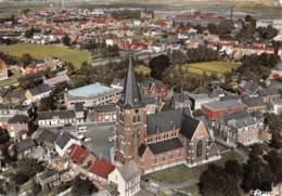 CPM - BURCHT (Antwerpen) - Luchtopname - Centrum - Belgique