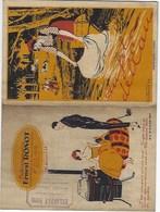 Dépliant Publicité Machine à Laver Etc E RONOT De SAINT DIZIER Année 1924 Ill Racham - Advertising
