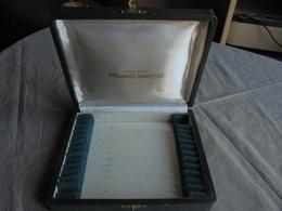 Ancien Coffret - Boite De Rangement Orfèvrerie Années 50 - Boîtes/Coffrets