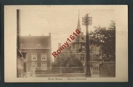 Beyne Hensay (Beyne Heusay) - Maison Communale. Evrard Julémont, Spécialité De Crème Glacée. - Beyne-Heusay