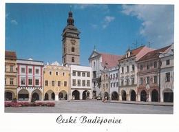 Czech Republic Ceske Budejovice Postcard Unused Good Condition - Tchéquie