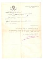 """DS--00004-- """"MILIZIA VOLONTARIA SICUREZZA NAZIONALE""""-AUTORIZZAZIONE AD INDOSSARE LA DIVISA"""" 1930 - Documenti Storici"""