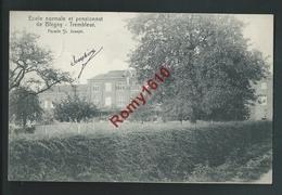 Ecole Normale Et Pensionnat De Blégny-Trembleur. Façade St. Joseph - Blégny