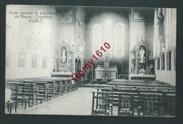 Ecole Normale Et Pensionnat De Blégny-Trembleur. Chapelle - Blegny