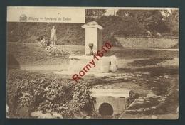Blégny - Fontaine De Goboé. Légia - Blégny