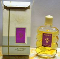 Tres Rare MINIATURE Flacon De Parfum Floramye L.T PIVER - Perfume Miniatures