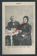 Bierset - Epoux Poulain-Roland 1857-1908 - Grâce-Hollogne