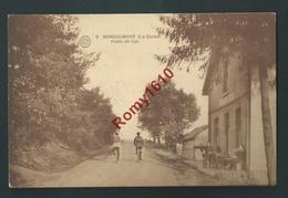9 Borgoumont (La Gleize) - Route De Spa. Café-restaurant. Albert - Amel