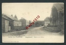 Vallée De L'Amblève - Borgoumont - Route De La Gleize. Nels Série 20 N° 130 - Amel