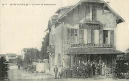"""/ CPA FRANCE 52 """"Saint Dizier, Chemin De Bettancourt"""" - Saint Dizier"""