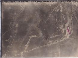 GUERRE 1914-1918 - Bataille De VERDUN - Photo Aérienne De La CÔTE D'ORNE Le 17.5.1918 à 11h, à 3500 M - War, Military