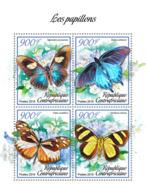Central Africa 2019 Fauna  Butterflies S201902 - Central African Republic