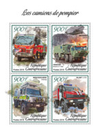 Central Africa 2019   Fire Engines  S201902 - Central African Republic