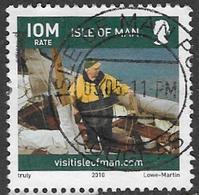 Isle Of Man 2010 Island Life (IOM) Type 3 Sheet Stamp Good/fine Used [31/27705/ND] - Isle Of Man
