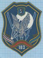BELARUS / Patch Abzeichen Parche Ecusson / 103 Airborne Division. Special Forces. Eagle. - Blazoenen (textiel)