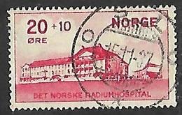 Norway   1931    Sc#B4  Hospital Charity  Used  2016 Scott Value $10 - Norvège
