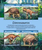 Mozambique  2019 Dinosaurs  S201902 - Mozambique