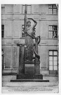 MONTAUBAN - LA FRANCE VICTORIEUSE PAR BOURDELLE - STATUE DESTINEE AU MONUMENT AUX MORTS - CPA NON VOYAGEE - Montauban
