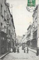 Alençon (Orne) - La Grande Rue - Carte ND Phot. N° 87 - Alencon