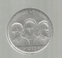 Monnaie , VIÊT-NAM , 50 Xu, 1953, QUOC-GIA, 2 Scans - Viêt-Nam