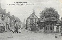 Le Theil-sur-Huisne (Orne, Le Perche Pittoresque) - Rue Des Moulins - Edition Mariette - Carte N° 7 - Autres Communes
