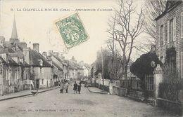 La Chapelle-Moche (Orne) - Arrivée Route D'Alençon - Edition Bouvier - Carte La C.P.A. N° 3 - Autres Communes