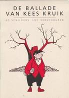 Boekje DE BALLADE VAN KEES KRUIK - Books, Magazines, Comics