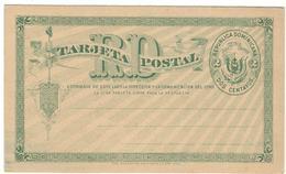 15606 - Entier - Dominicaine (République)