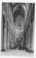 AMIENS - N° 8 - LA CATHEDRALE - LA NEF - CPA NON VOYAGEE - Amiens