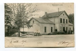 CPA  88 : RAMBERVILLERS   La Gare    VOIR  DESCRIPTIF §§§ - Rambervillers