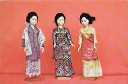 MALAYSIA - Dolls - Anak Patong - Kuala Lumpur - Muzium Negara - Malaysia
