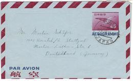 15637 - AEROGRAMME - Poste Aérienne