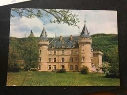 Château De Cornod Cpm - Other Municipalities