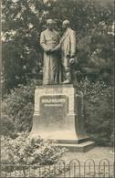 Ansichtskarte Köln Partie Am Kolping Denkmal 1909 - Koeln
