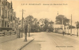 ROSENDAEL AVENUE DU MARECHAL FOCH - Francia