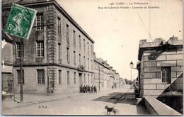 14 CAEN - La Maladrerie, Rue Du Général Moulin, Caserne De Beaulieu - Caen