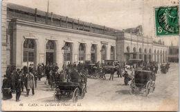 14 CAEN - La Gare De L'ouest - Caen