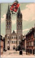 14 CAEN - L'abbaye Aux Hommes - Caen