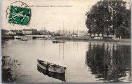 14 CAEN - Rond Point De L'Orne, Cours Calfarelli - Caen