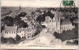 14 CAEN - Vue Prise De L'abbaye Aux Dames - Caen