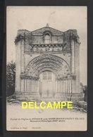 DD / 17 CHARENTE MARITIME / FÉNIOUX / LE PORTAIL DE L' EGLISE / 1916 - Other Municipalities