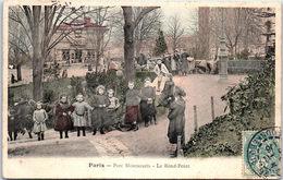 75 PARIS - Parc Montsouris , Le Rond Point - Nemesis