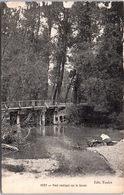 89 HERY - Pont Rustique Sur Le Serein - Hery
