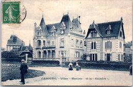"""14 CABOURG - Villas """"Maxime """" Et La """"Chimère"""" - Cabourg"""
