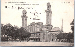 75016 PARIS - Le Trocadéro, Vue Prise De La Place Du Trocadéro - Arrondissement: 16